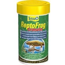comida para ranas